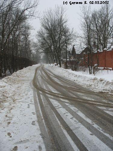 Лианозовского кладбища) до