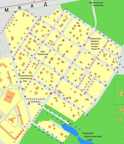 Источник - Карта Москвы MosMap